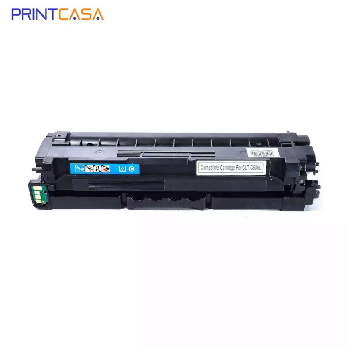 Price Comparison For Samsung Clt C506L Cyan Compatible Toner Clp 680Dw Clx 6260Fw