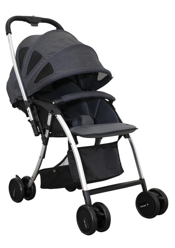 Bonbijou Lite weight Stroller-2018 New Design Singapore