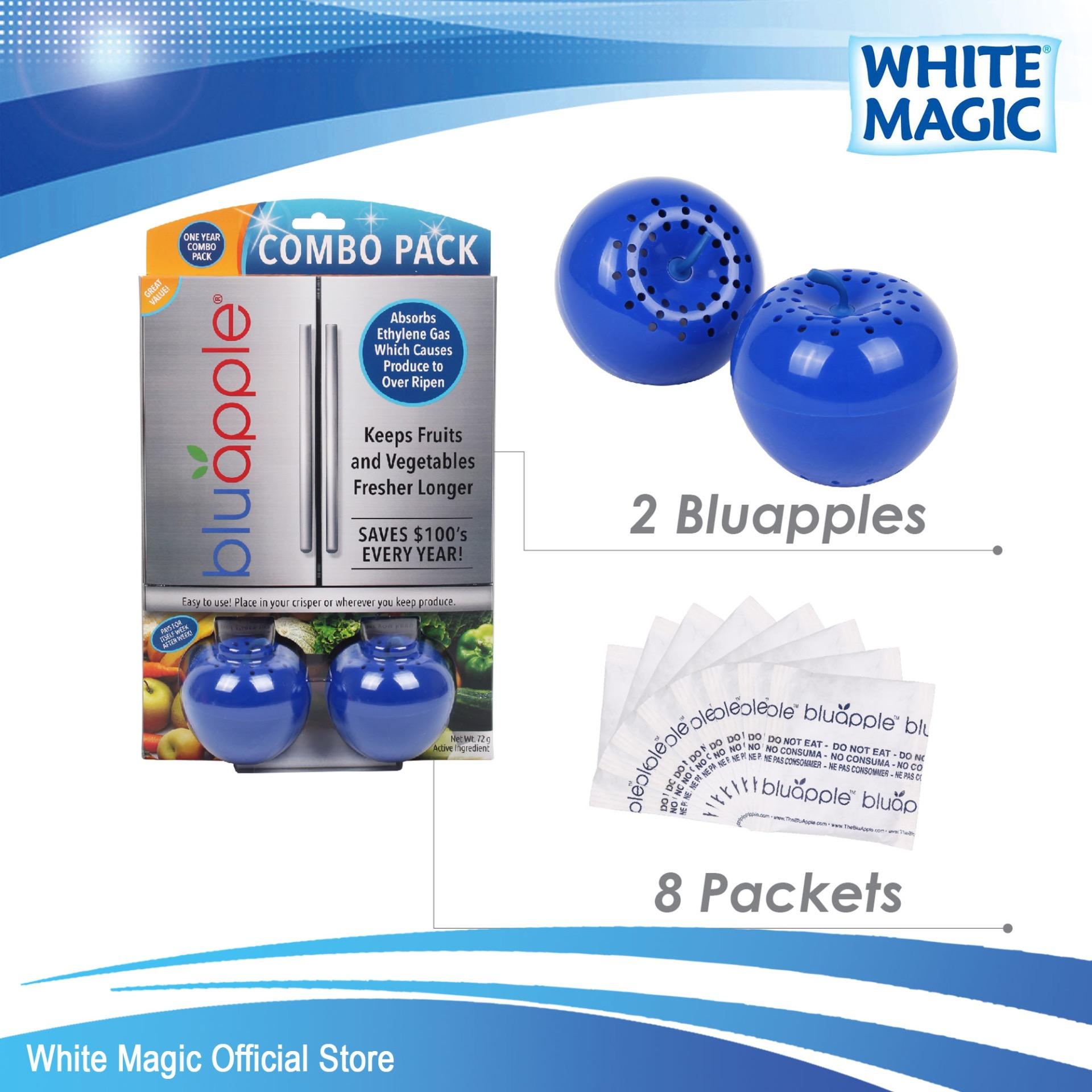 Buy White Magic Bluapple Combo White Magic
