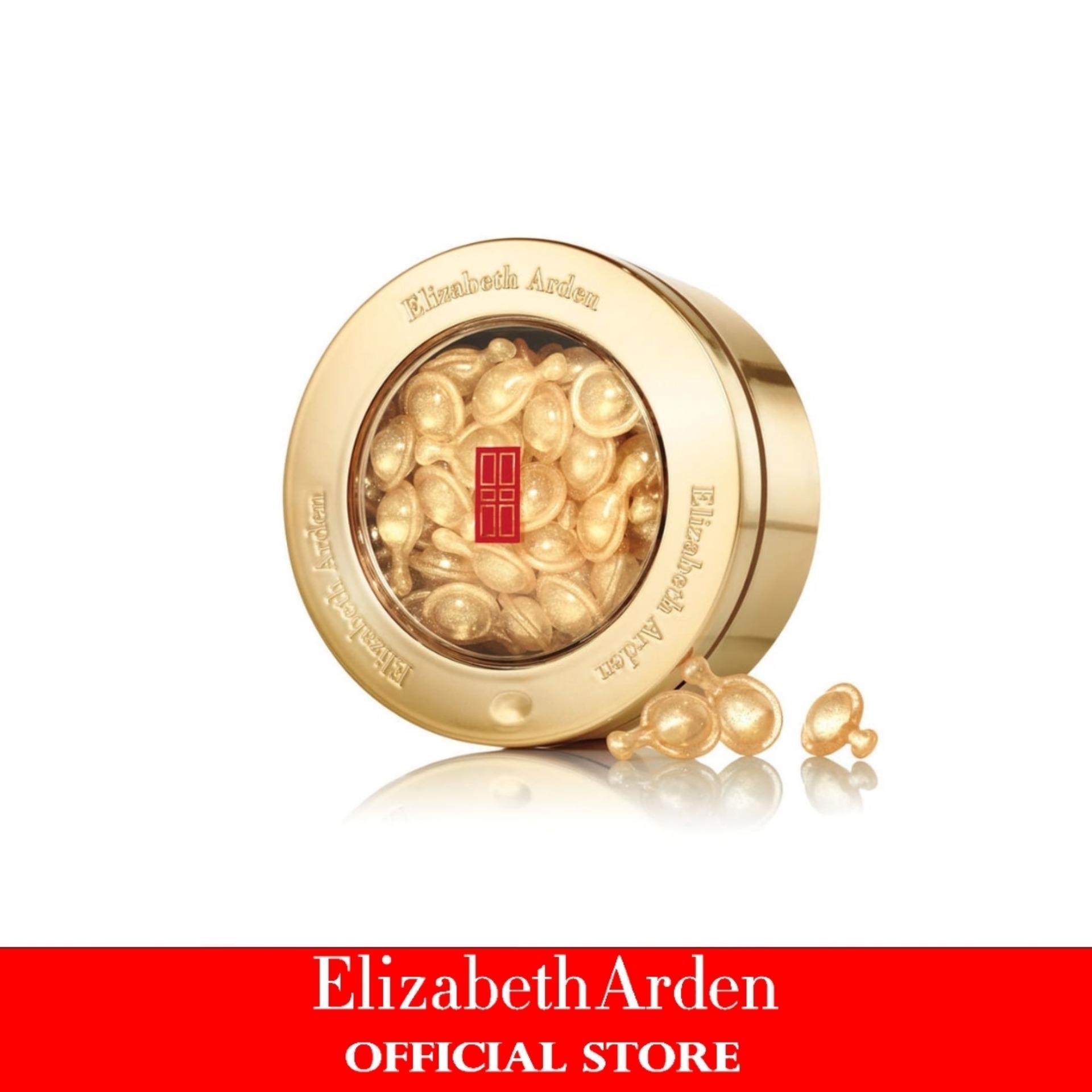 Purchase Elizabeth Arden Ceramide Gold Ultra Restorative Capsules 30 Pcs Online