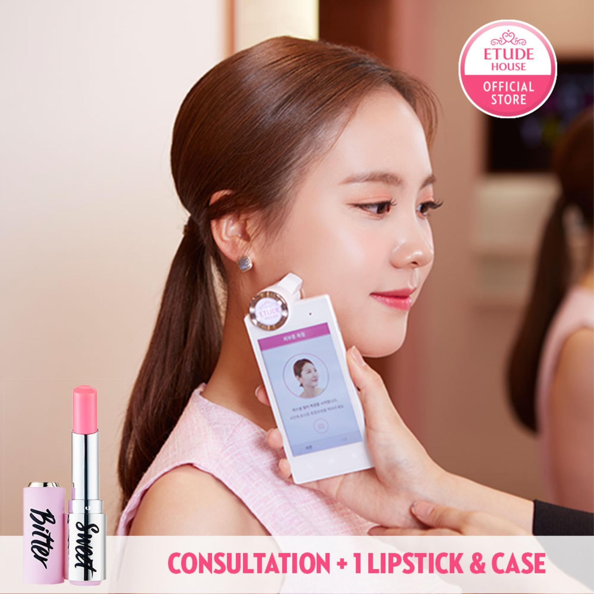 Etude House Color Factory My Personal Lipstick Service (1 Color) By Etudehouse (capitaland Merchant).