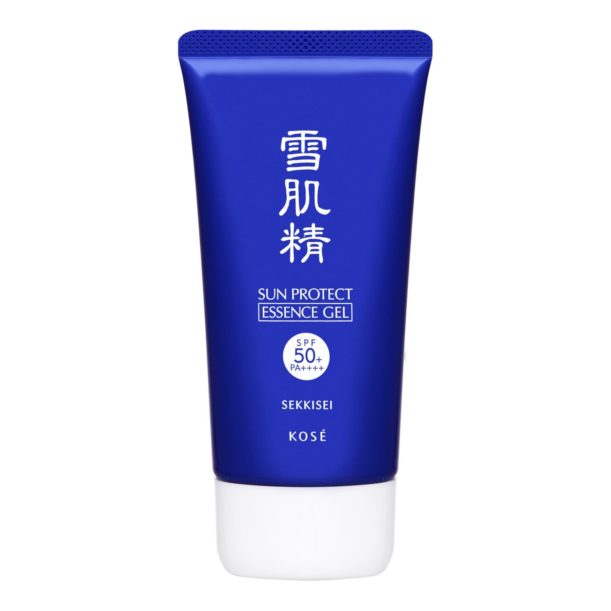 Review Kose Sekkisei Sun Protect Essence Gel N Spf50 Pa 81Ml 2 8Oz Intl Kose