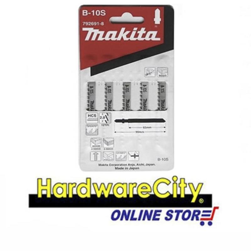 Makita Jigsaw Blade (B Type) B10S-5PPP 7926918 [B10S]