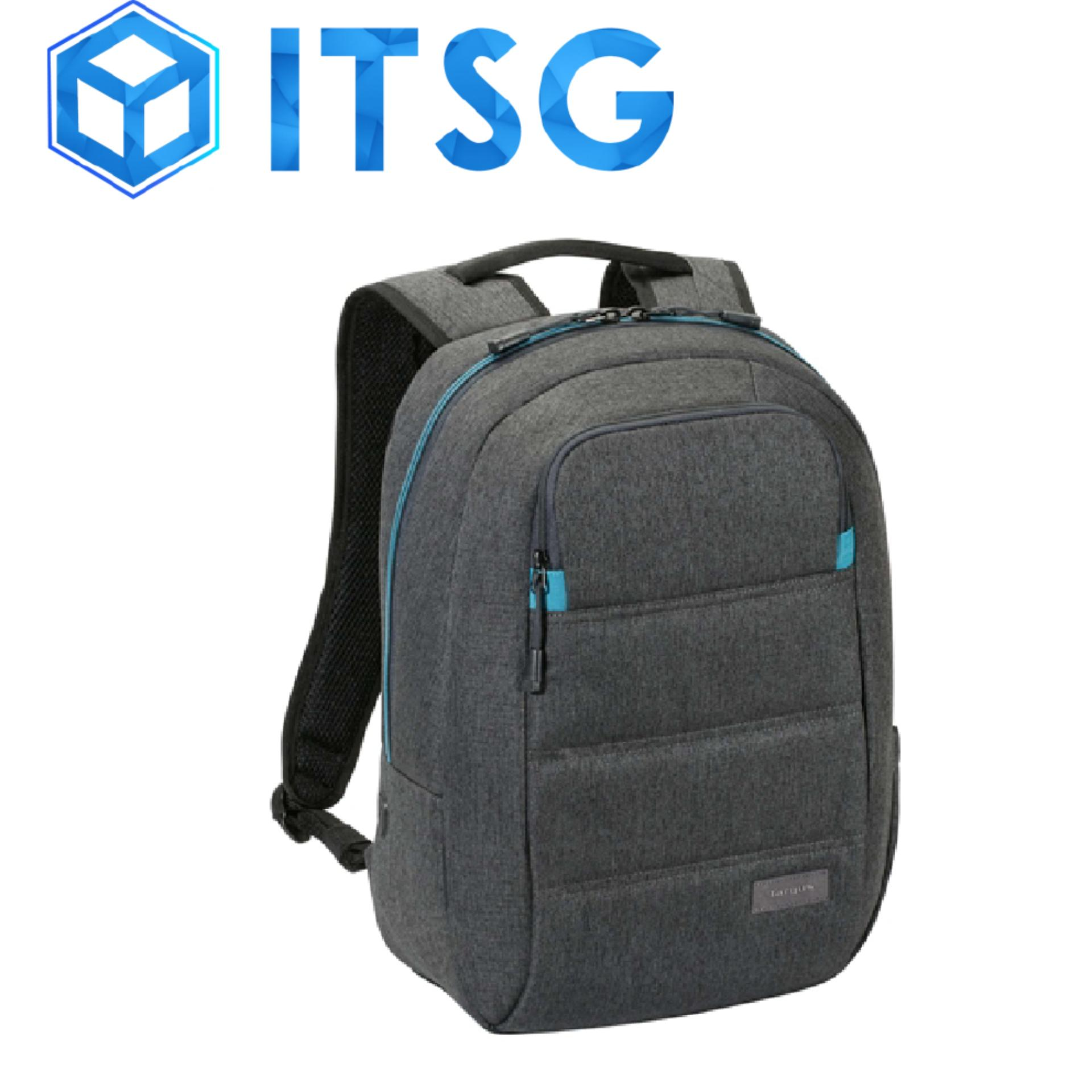 Deals For Targus 15 Groove X Compact Backpack For Macbook Charcoal
