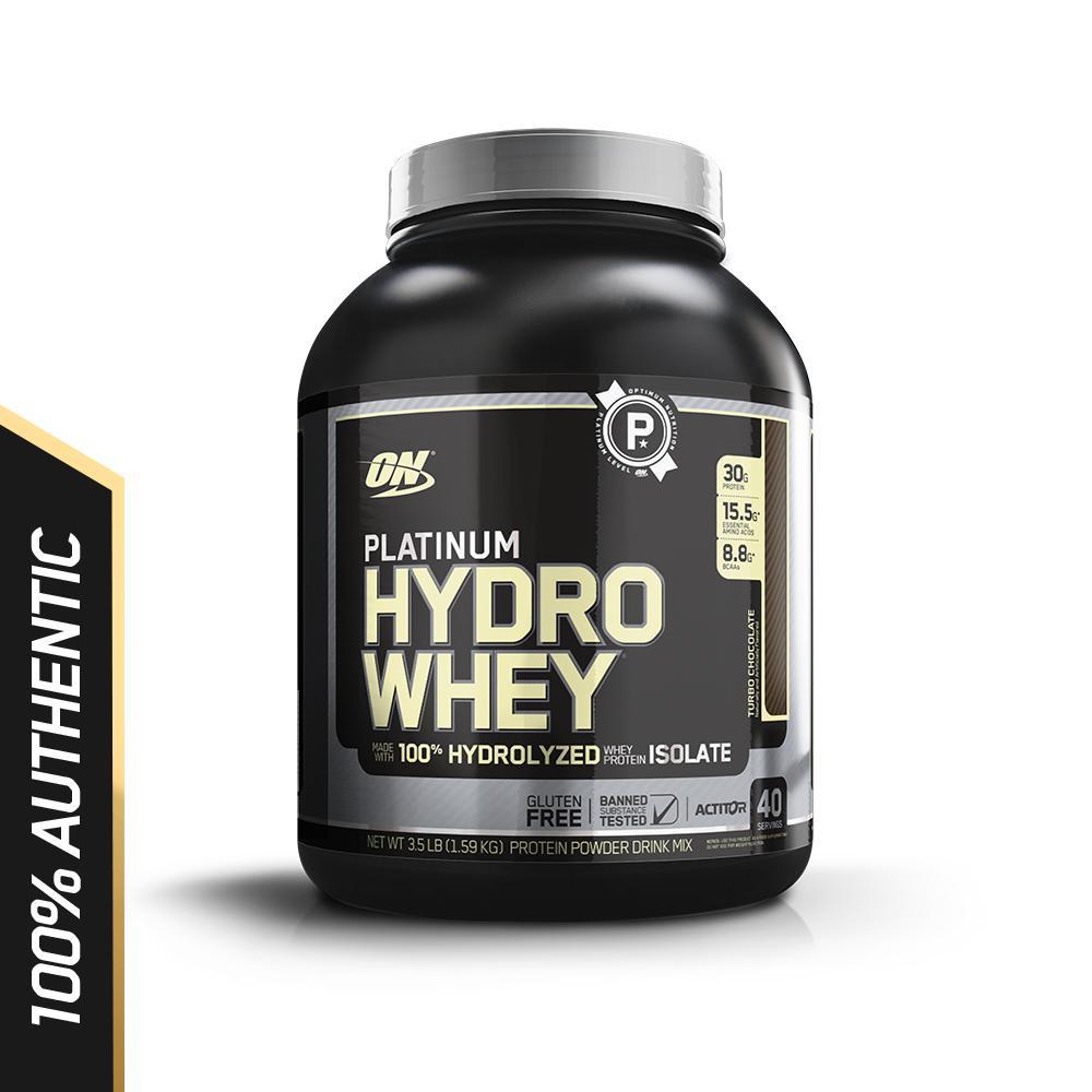 Review Optimum Nutrition Platinum Hydro Whey 3 5 Lbs Turbo Chocolate Optimum Nutrition On Singapore