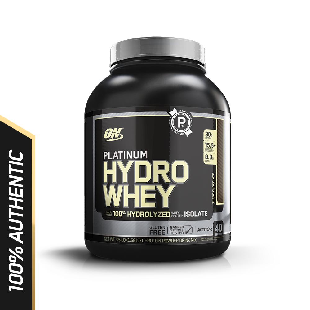Compare Optimum Nutrition Platinum Hydro Whey 3 5 Lbs Turbo Chocolate Prices