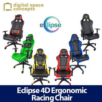 Eclipse Executive 4D Ergonomic Racing Chair