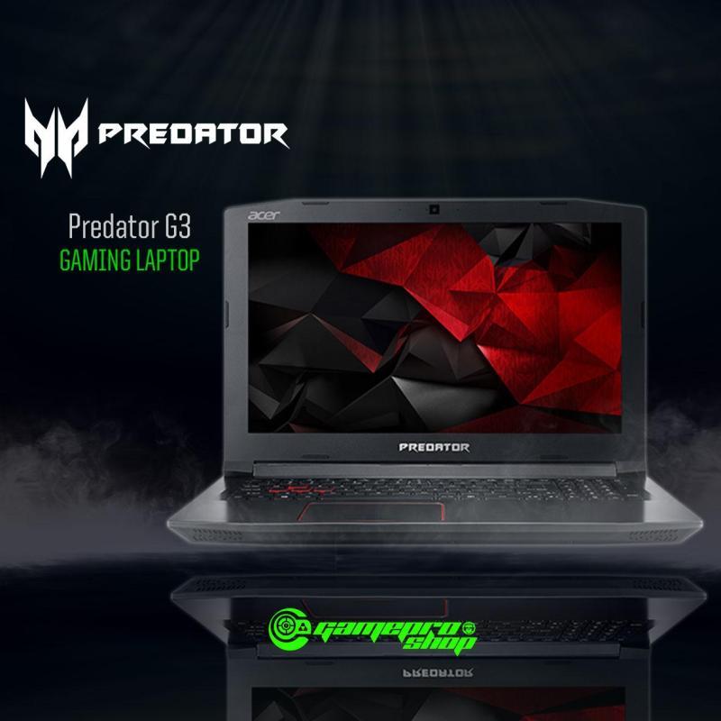 Acer Predator Helios 300 (PH317-52-74Z2) - 17.3 FHD/i7-8750H/16GB DDR4/256GB SSD+1TB HDD/Nvidia GTX1060/W10 (Black)