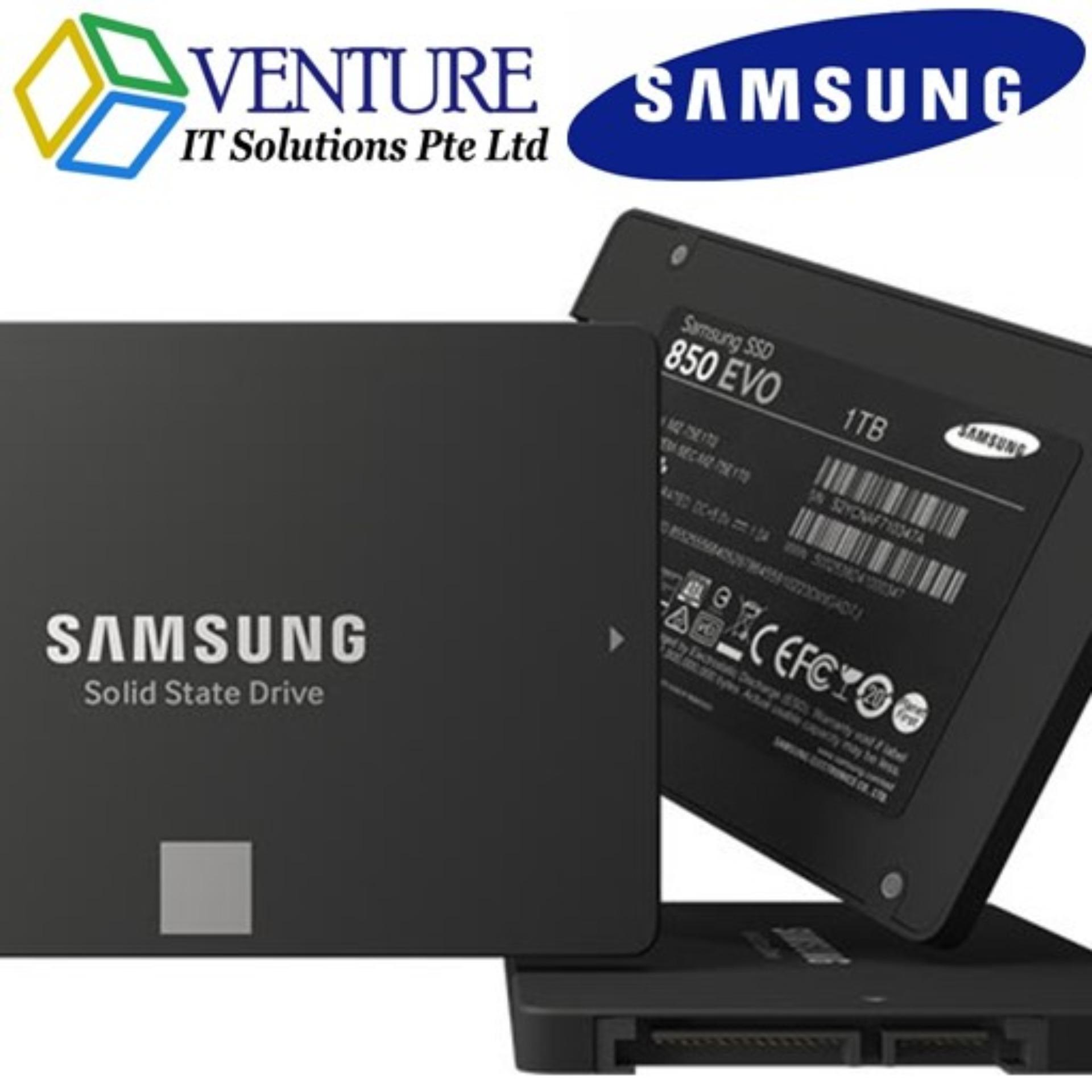 List Price Brand New Samsung V Nand Ssd 850 Evo Internal 2 5 Sata Samsung