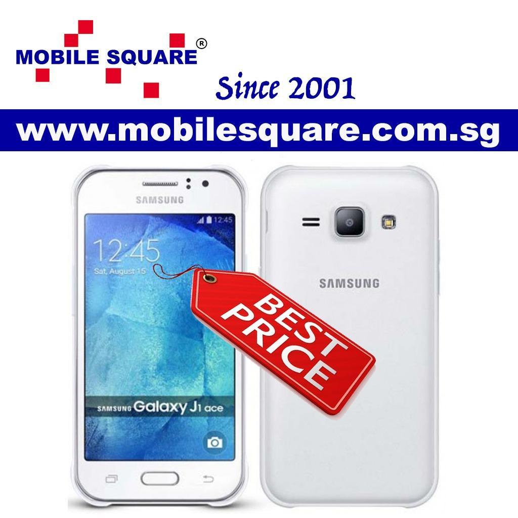 Sale Samsung Galaxy J1 Ace 8Gb White Singapore Cheap