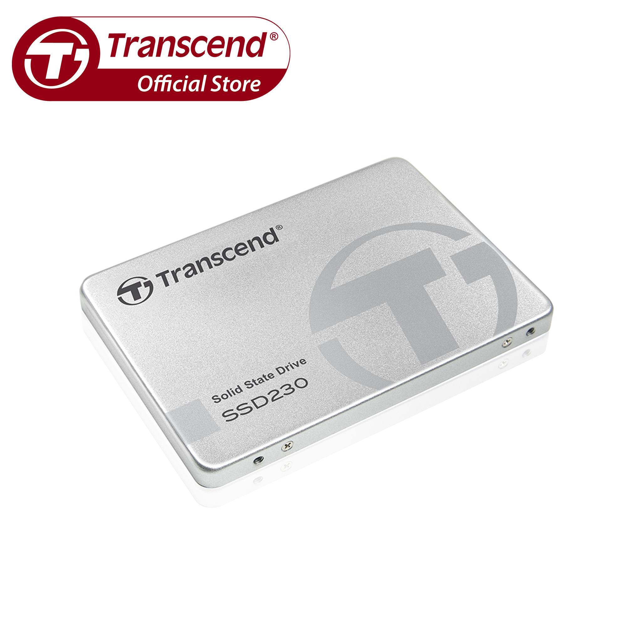 Lowest Price Transcend Ssd230S 128Gb Sata 6Gb S 2 5 Solid State Drive Aluminium Case