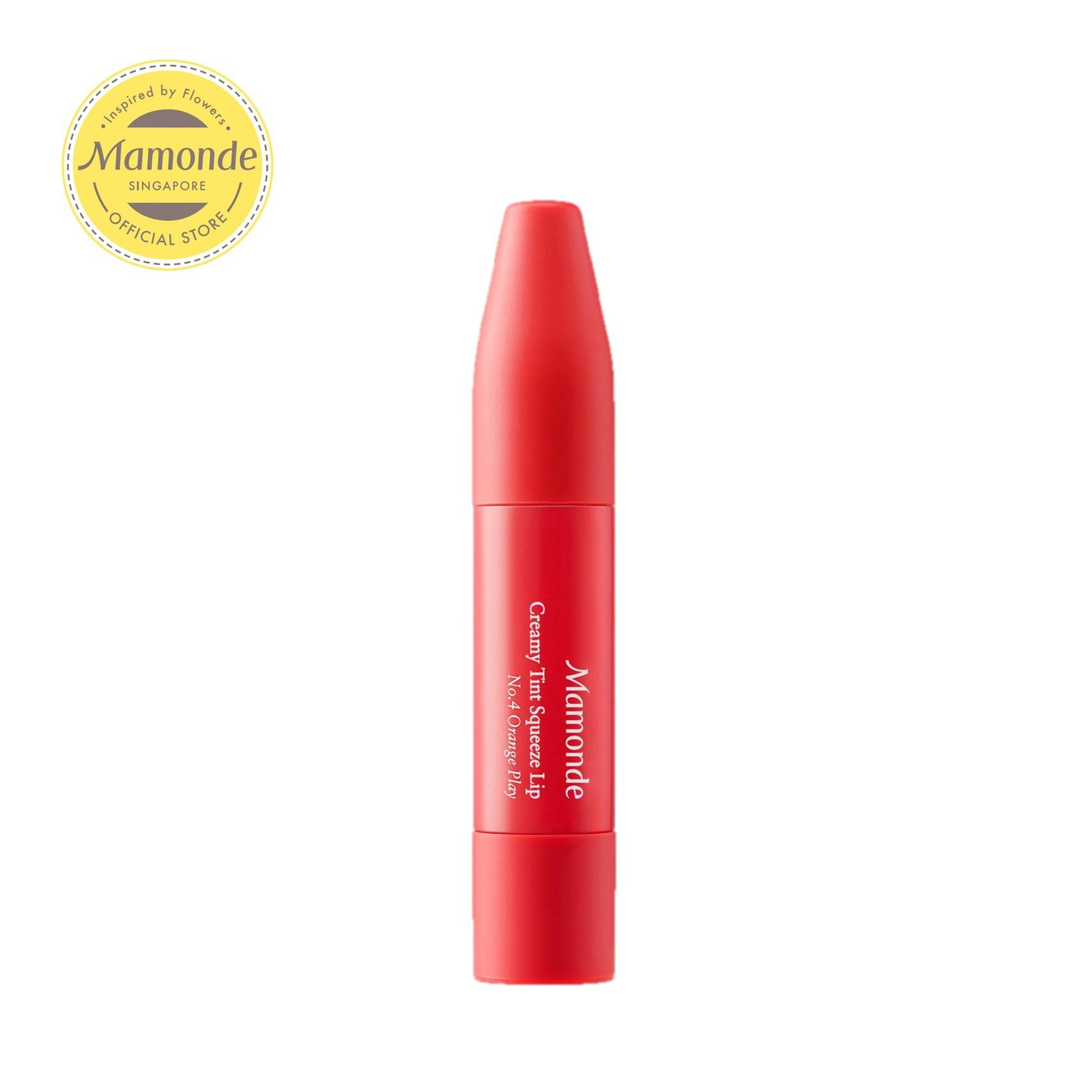Buy Mamonde Creamy Tint Squeeze Lip 10 Shades Available Choose From Options On Singapore