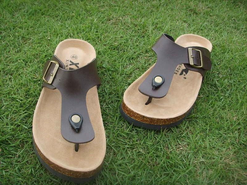 Cork Summer Hot Selling Couple S Slippers Price