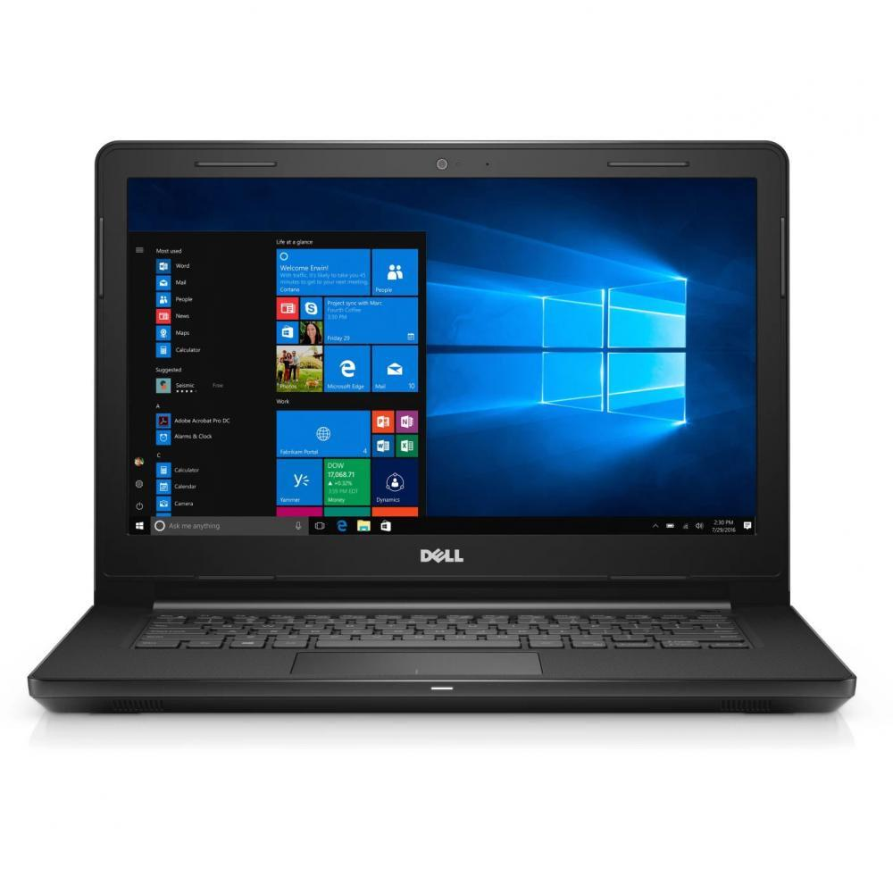 DELL New Inspiron 14 (3462) 3000 Series Laptop Intel(R) Celeron(R) Processor N3350  RAM 4GB 500GB Windows 10 Home Single Language (64bit) English 14 Inch