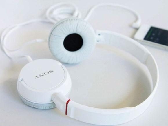 Headphone-Zone-Sony ZX110- - Rich and Full Sound