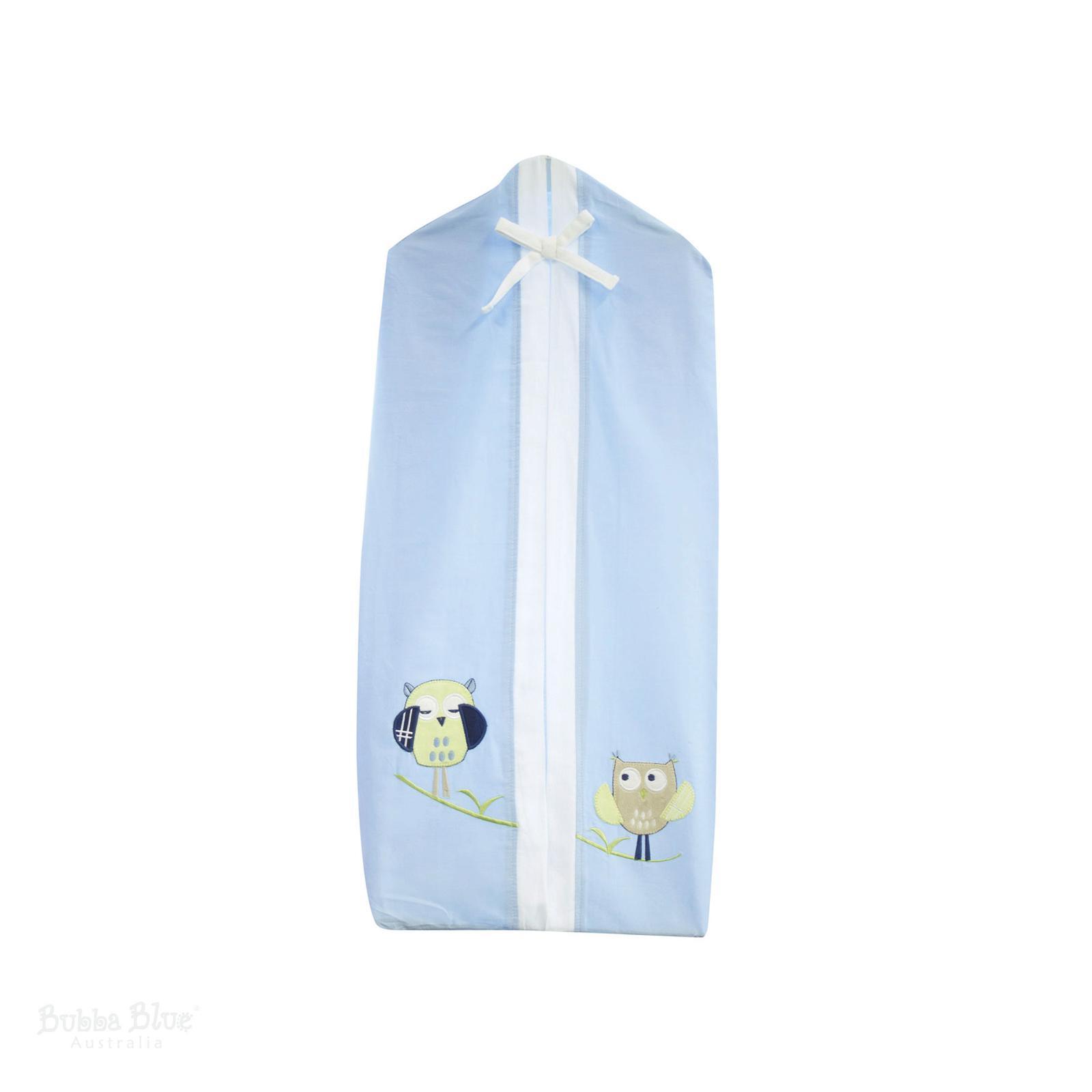 Bubba Blue Baby Owl Boy Nappy Stacker