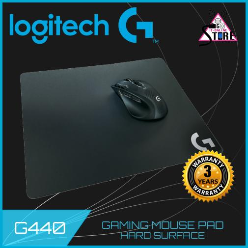 Recent Logitech G440 Hard Gaming Mouse Pad