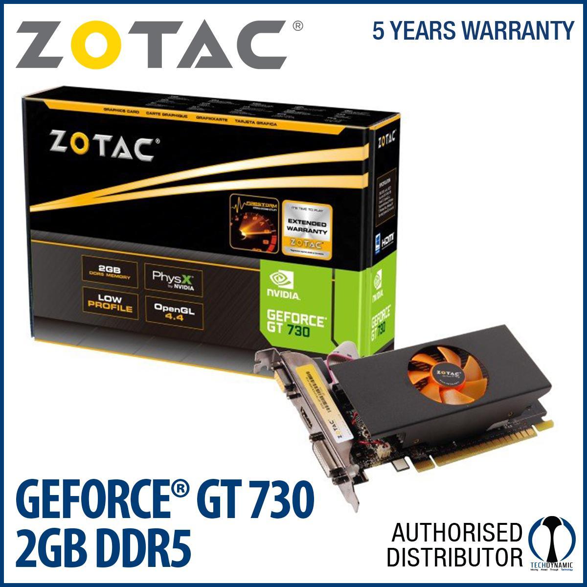 Price Comparisons Zotac Geforce Gt 730 Lp 2Gb Gddr5