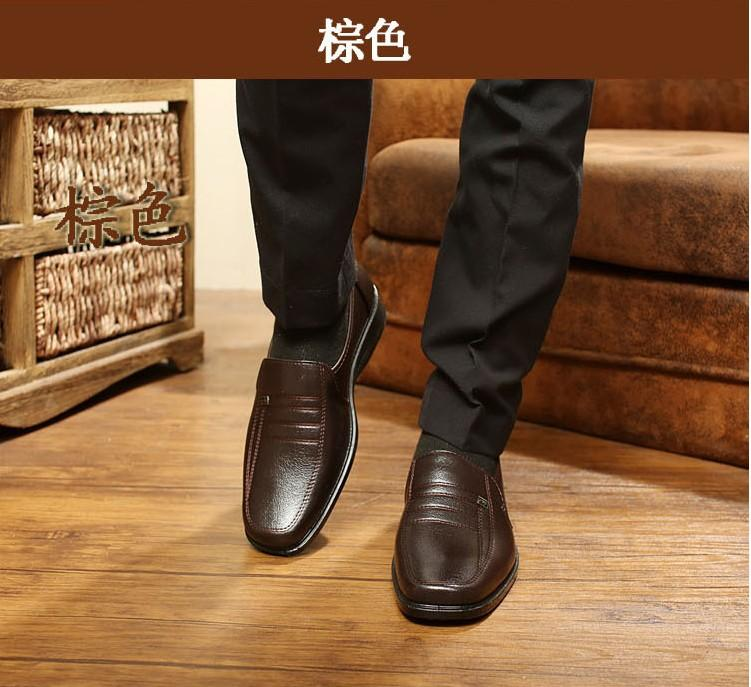 Get The Best Price For Men S Formal Oxfords Leather Shoes Business Casual Dress Shoes