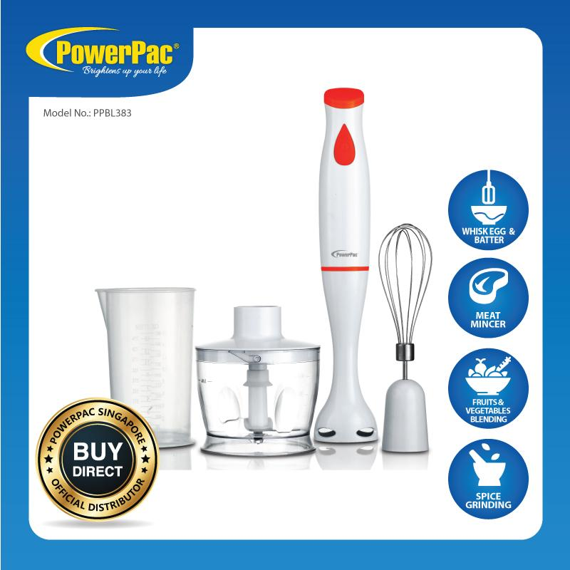 How To Buy Powerpac 4 In 1 Electric Multifunction Hand Blender Set Twhisker Food Machine Detachable Food Juice Milk Mixer Vegetable Blend Set Ppbl383