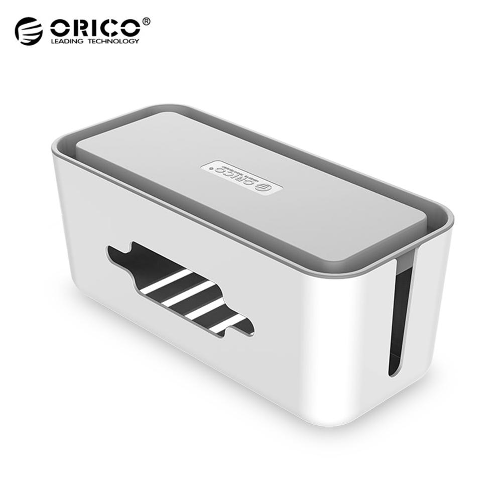 Price Comparisons Orico Management Power Socket Storage Box Cable Organizer