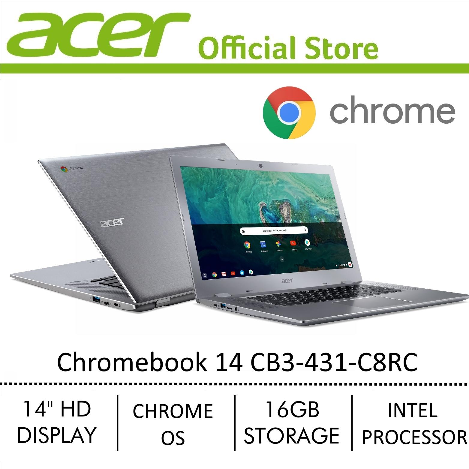 Acer Chromebook 14 CB3-431-C8RC