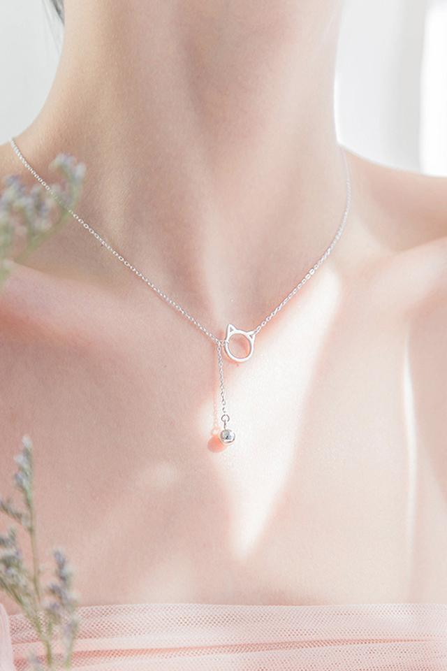 【8mm mata kucing putih + ikon perdamaian】Kecil putih opal gelang kristal gelang segar