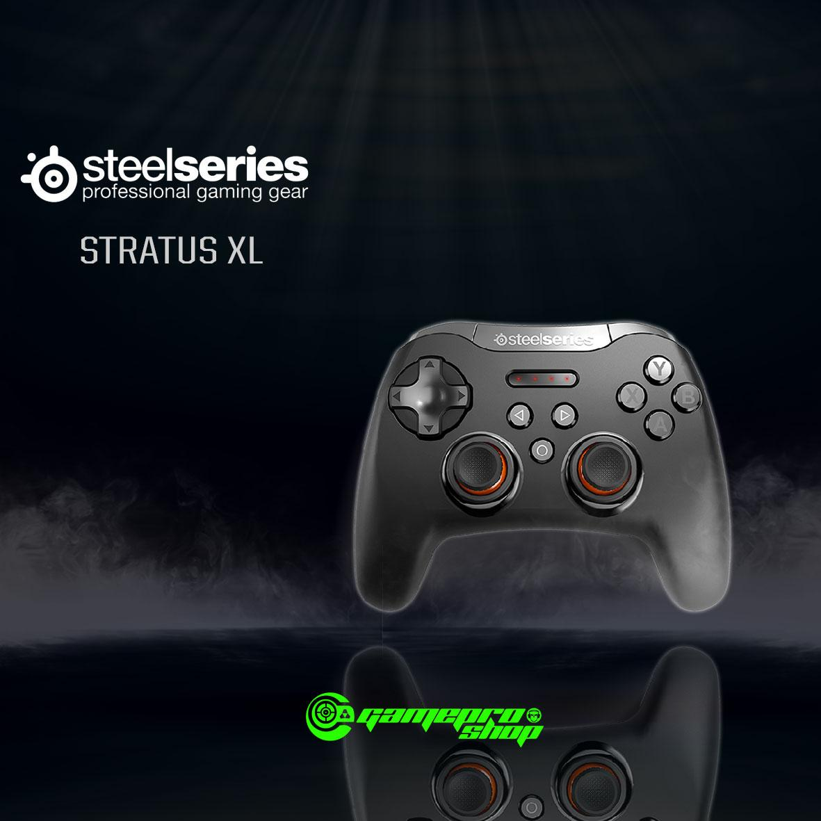 Steelseries Stratus Xl For Android And Pc Gss Promo Cheap