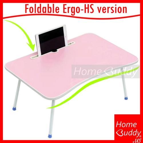 Table Foldable: U-leg [57x34x27cm]/ Horseshoe-leg [60x38x30cm]/ ERGO/ FAN_ READY Stocks SG_ HomeBuddy_ Acev Pacific_ computer table/ study table/ drawing table/ side table/ coffee table/ floor chair table