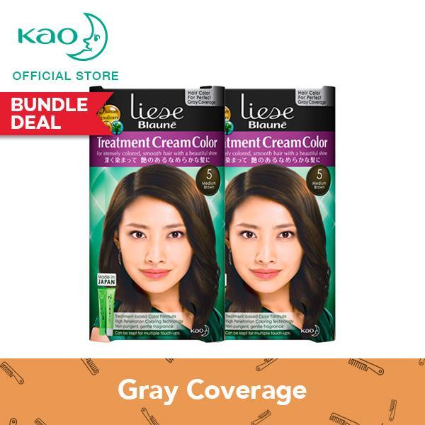 Lowest Price Liese Blaune Treatment Cream Color Medium Brown Set Of 2