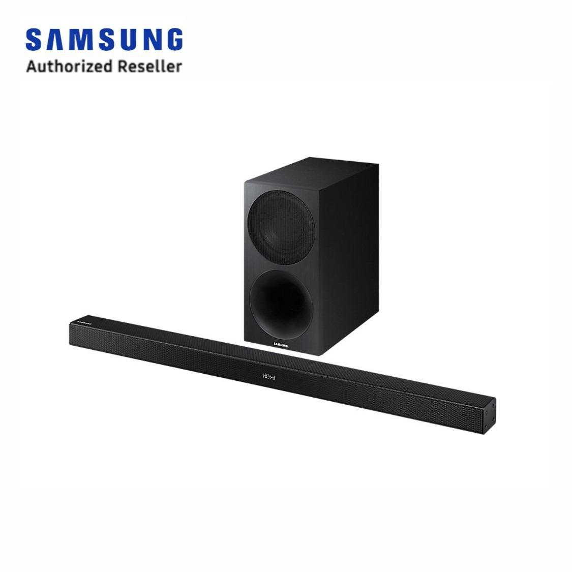 Store Samsung 320W 2 1 Ch Soundbar M450 Hw M450 Xs Samsung On Singapore