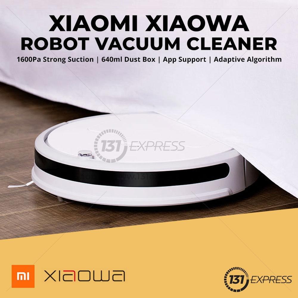 Recent New Xiaomi Xiaowa Robot Vacuum Cleaner
