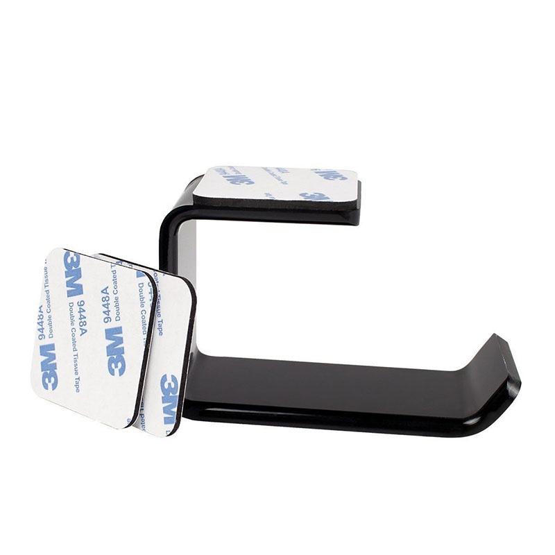 Durable Headphone Headset Holder Hanger Earphone WallDesk Display Stand Bracket Hanger Headphone Accessories (4)