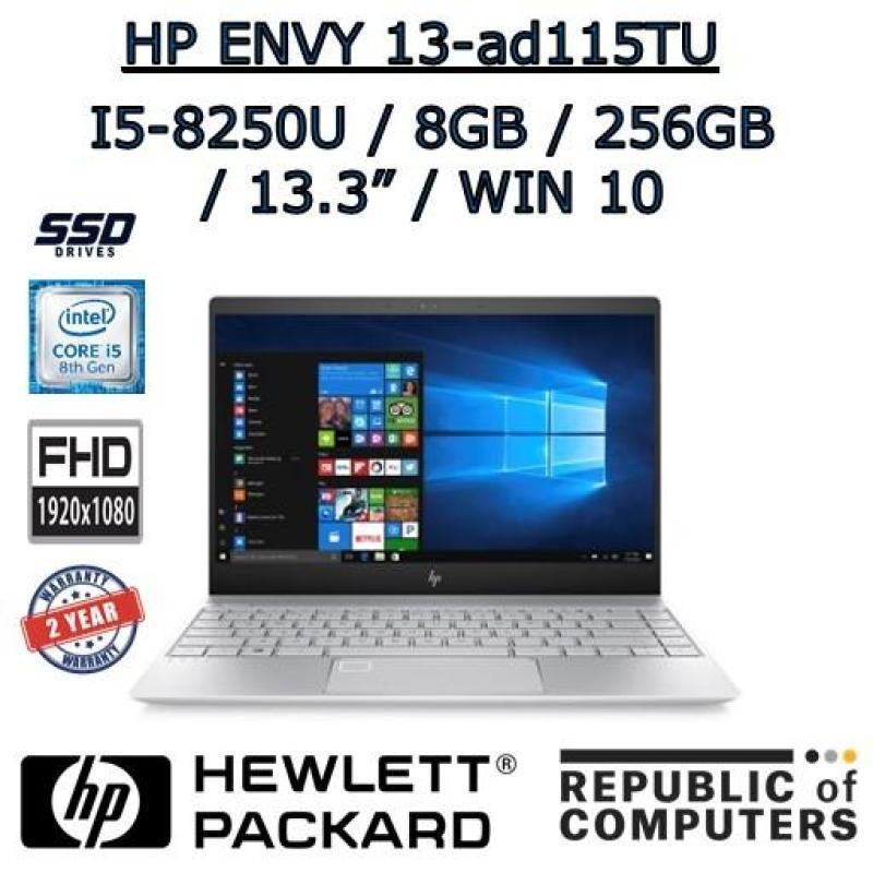 HP ENVY 13-ad115TU I5-8250 / 8GB / 256GB SSD / 13.3 FHD IPS / WINDOW 10