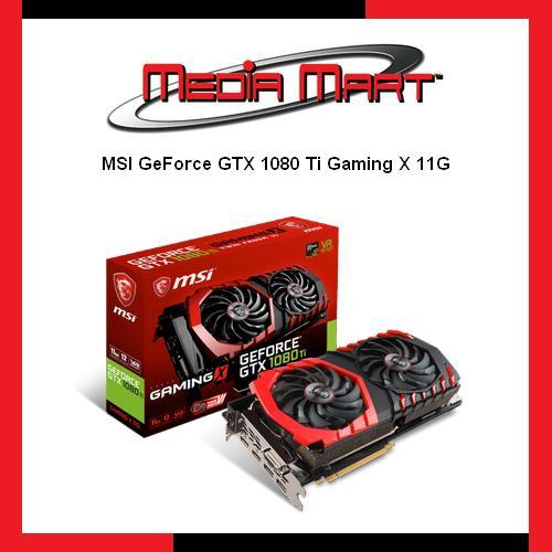 Discount Msi Geforce Gtx 1080 Ti Gaming X 11G Msi On Singapore