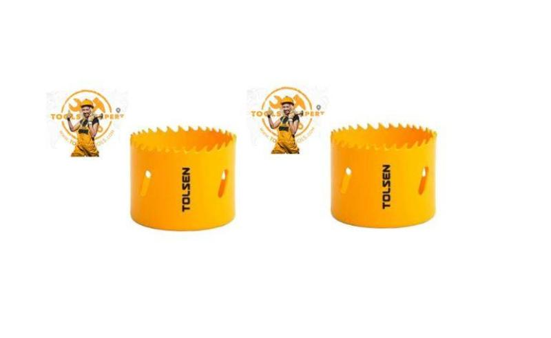 25mm Bi-metal Holesaw 2 pcs per pkt