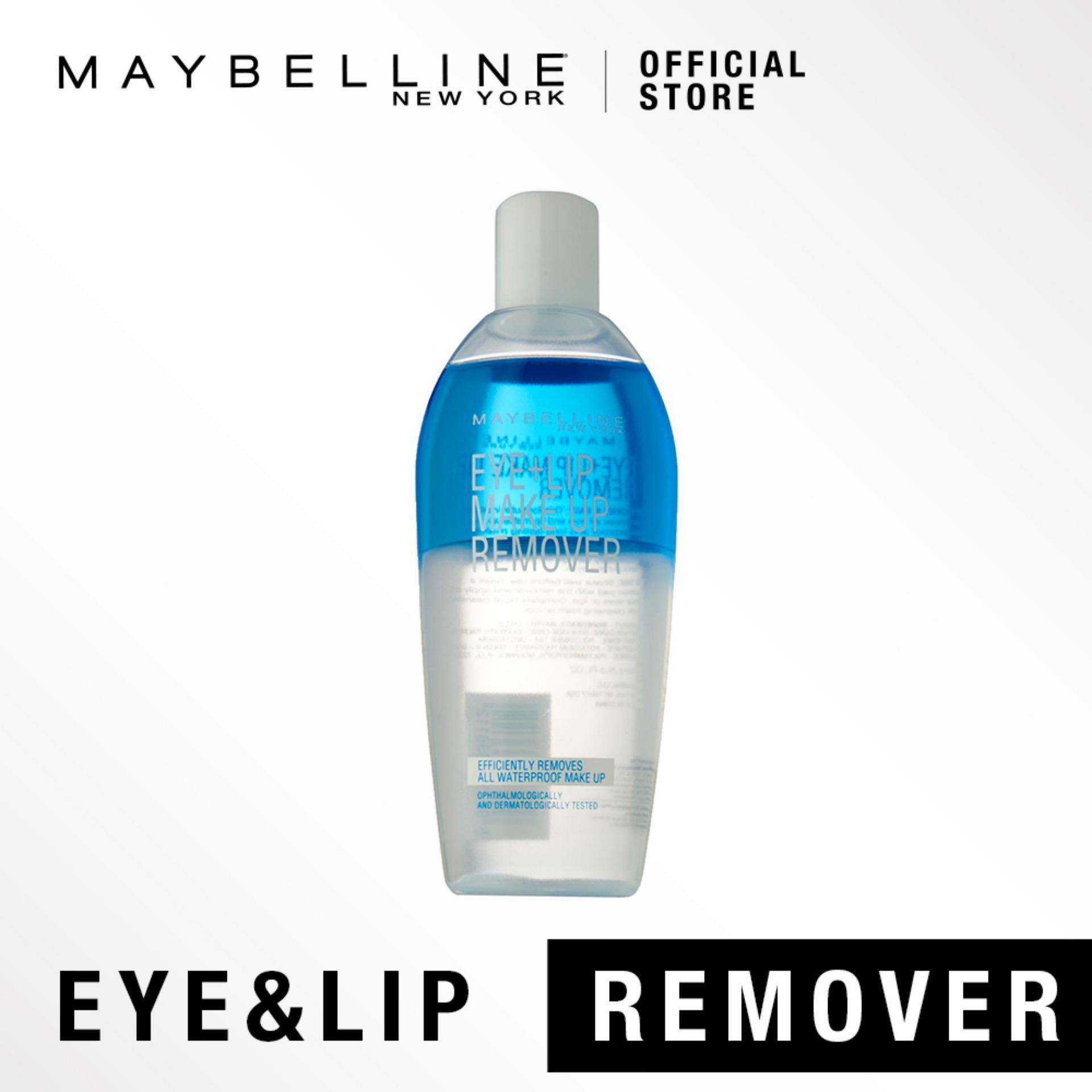 Buy Maybelline Jumbo Lip Eye Make Up Remover 150Ml Online Singapore
