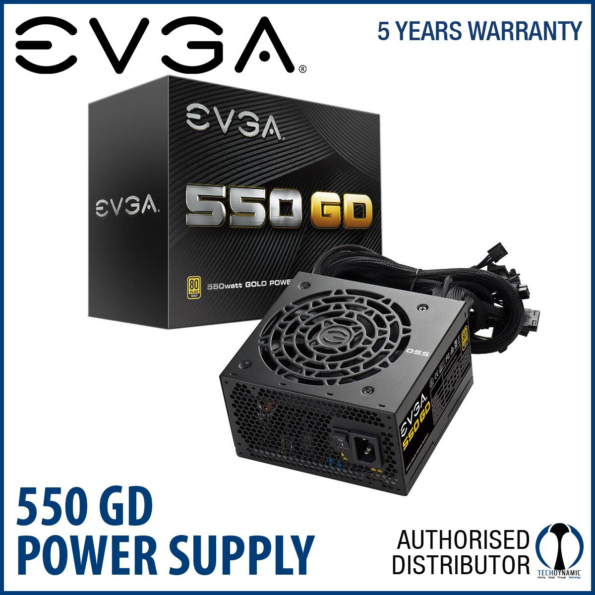New Evga 550 Gd Power Supply