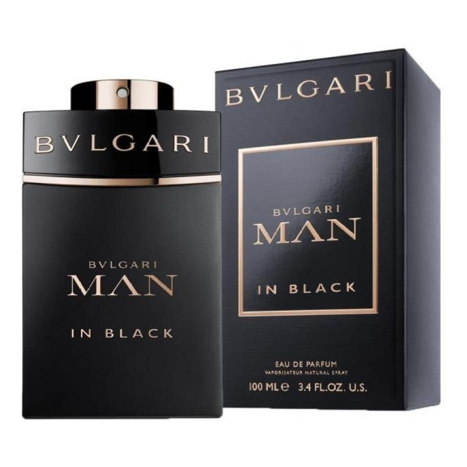 Retail Bvlgari Man In Black Edp For Men 100Ml