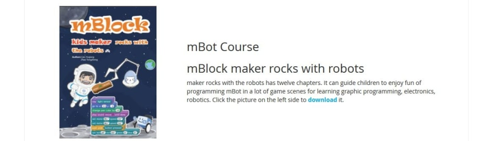 Mbot Course
