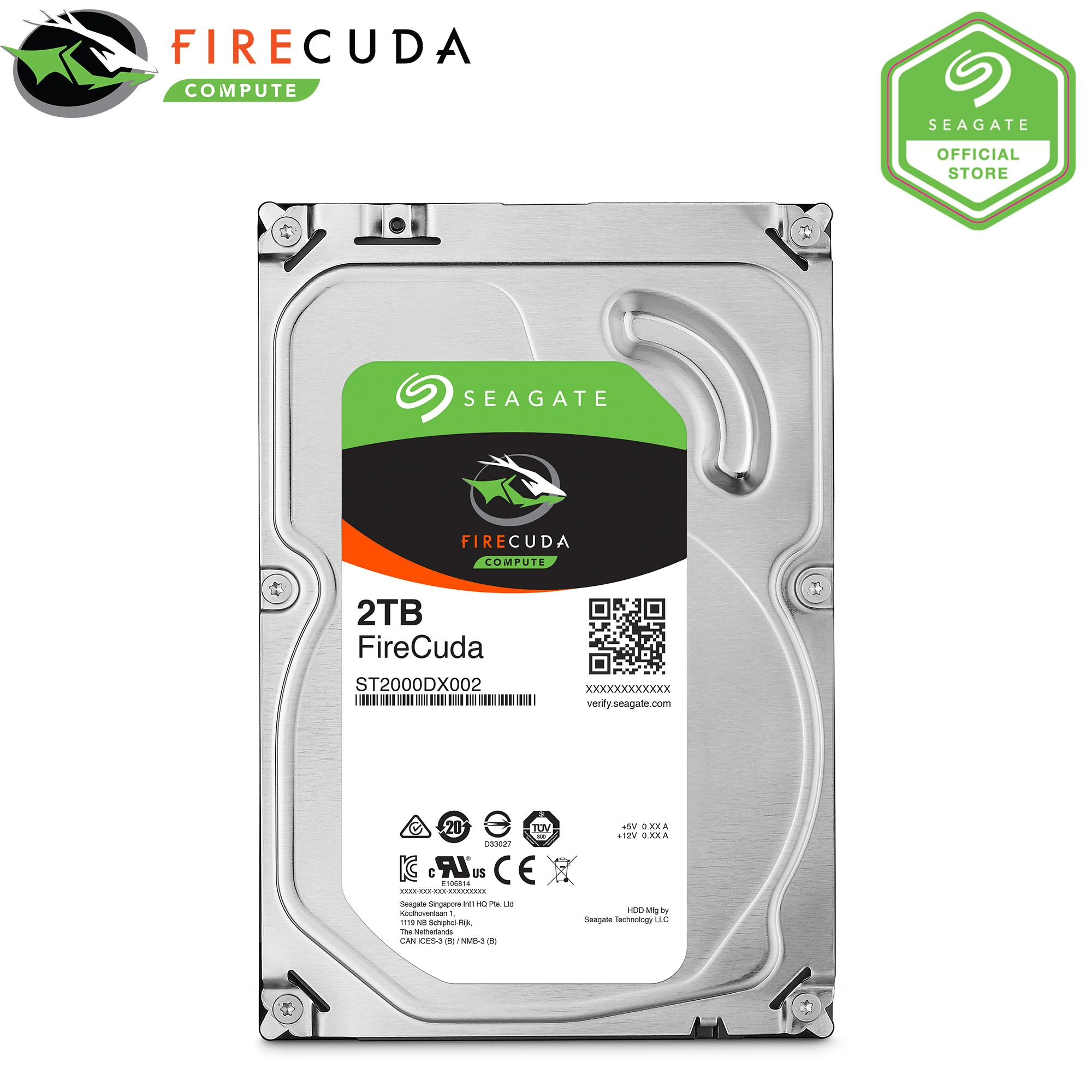 Best Reviews Of Seagate Firecuda™ 3 5 2Tb Desktop Hard Disk