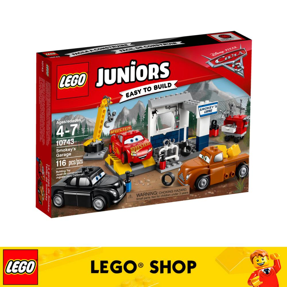 Wholesale Lego® Smokey S Garage 10743