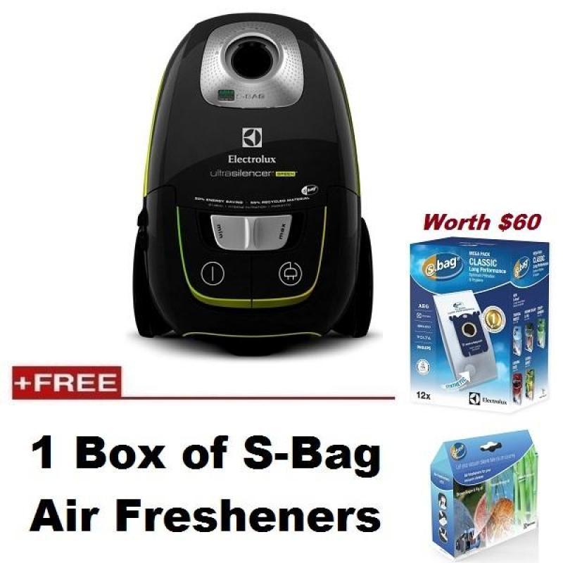 Electrolux ZUSG4061 UltraSilencer Vacuum Cleaner + FREE Gift Worth $60 Singapore