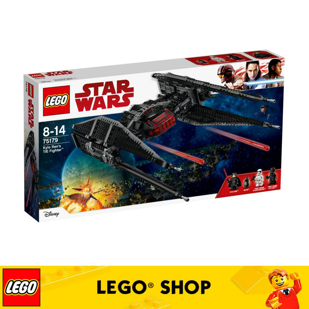 Price Comparisons Of Lego® Star Wars Tm Kylo Ren S Tie Fighter™ 75179