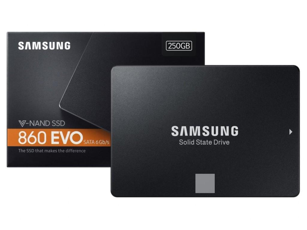The Cheapest Samsung 860 Evo 250Gb Ssd Mz 76E250B Online