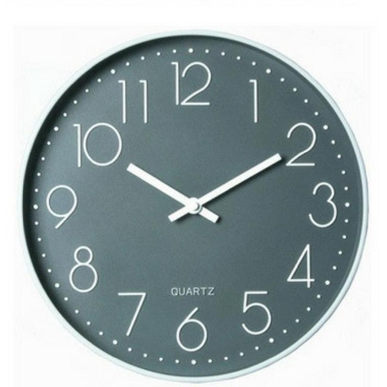 Nordic Wall Clock (WC-8012G )