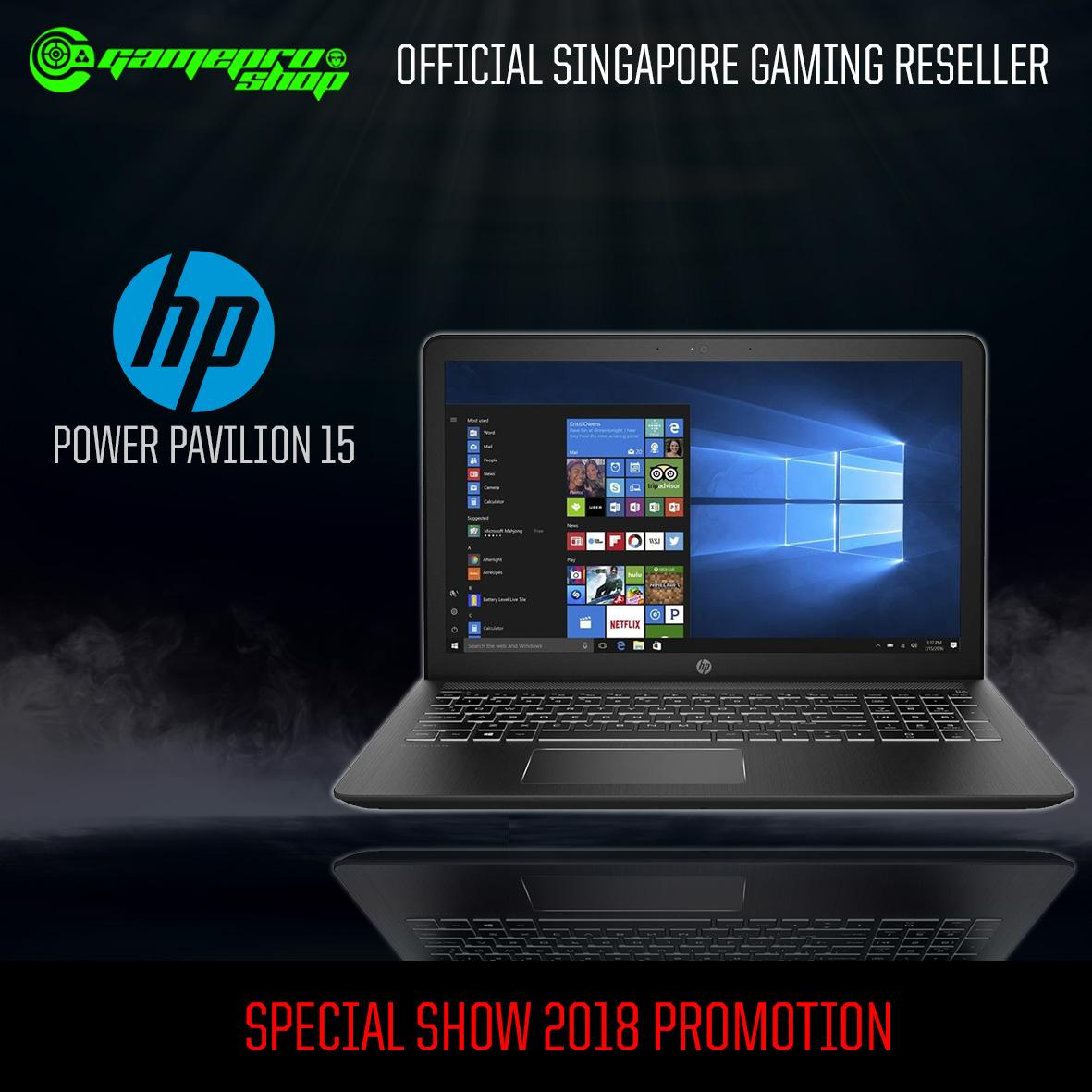 Hp Pavilion 15 Cb092Tx I7 7700Hq Gtx1050 Gaming Laptop Gss Promo Compare Prices