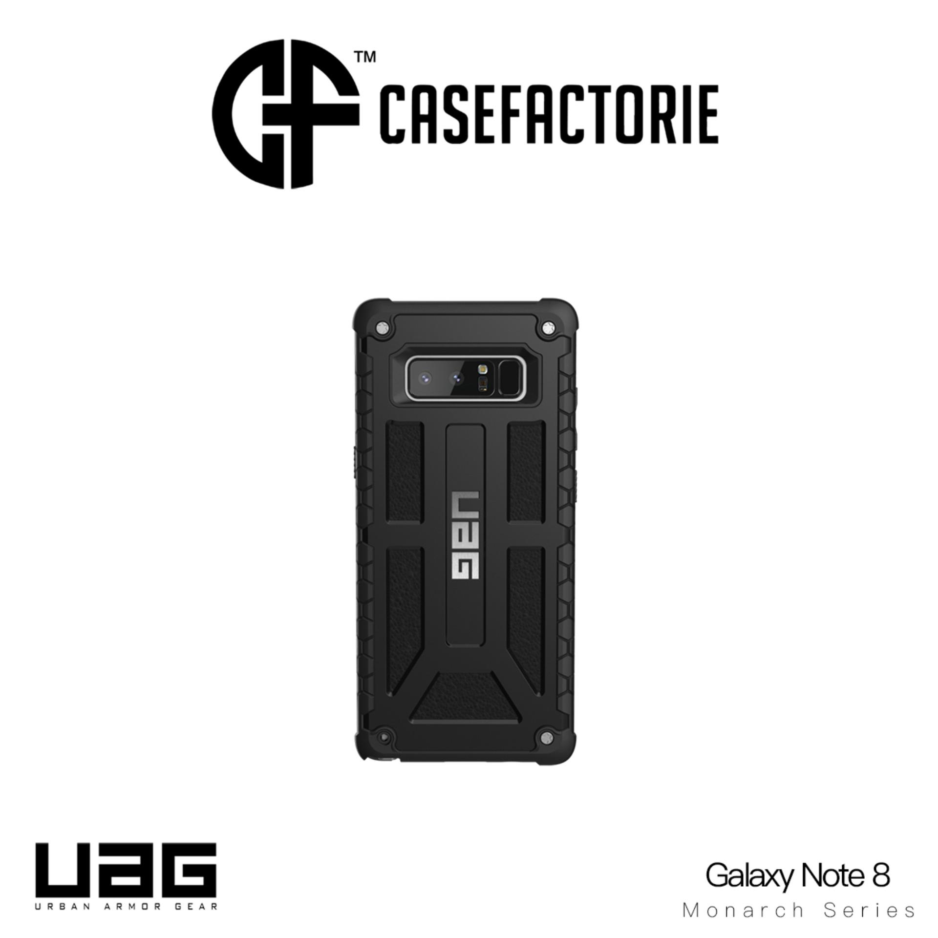 Uag Monarch Case For Samsung Galaxy Note 8 On Singapore