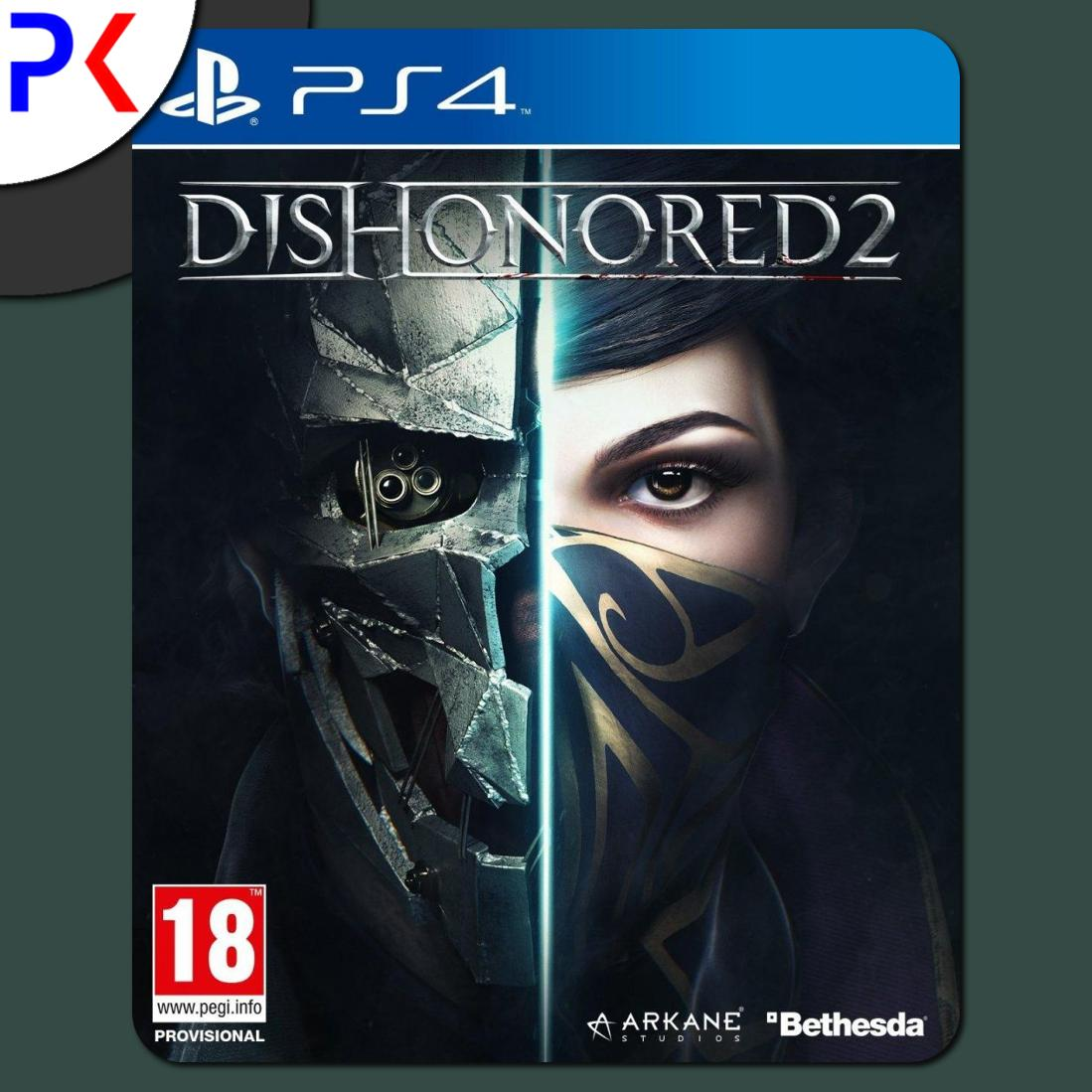 Buy Ps4 Dishonored 2 R3 Bethesda Softworks Cheap