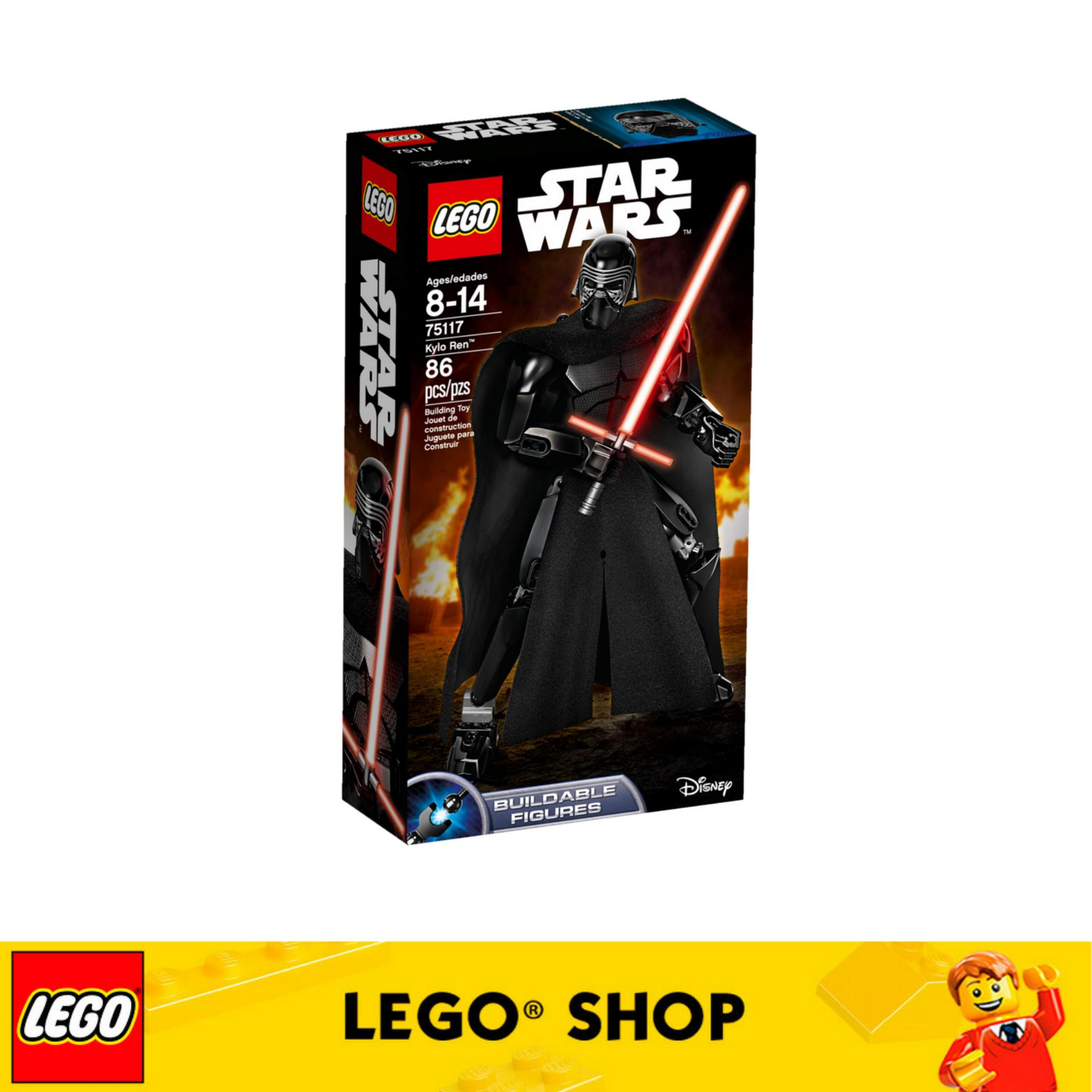 Top 10 Lego® Constraction Star Wars Kylo Ren™ 75117
